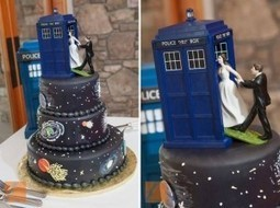 17 Geeky Wedding Cakes. I Want The One With Zombies! | Forget Sleep | Scoop.it