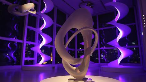 Mariko Mori: Infinite Energy I, II, III | Art Installations, Sculpture, Contemporary Art | Scoop.it
