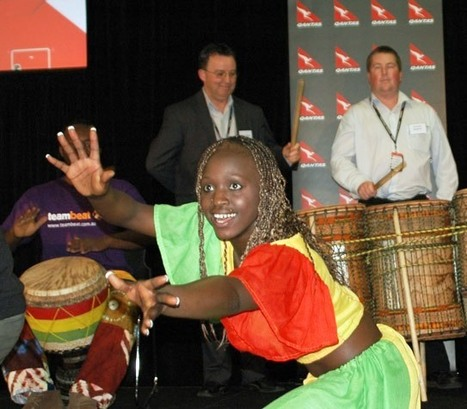 Corporate Drumming - Rhythm Connect | Australia | Scoop.it