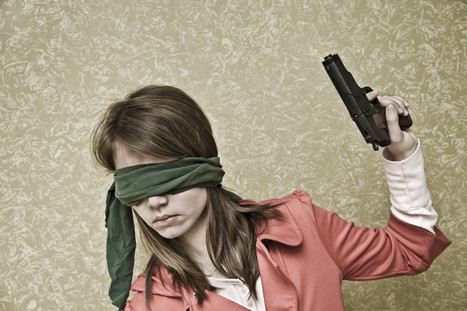 Iowa Is Issuing Gun Permits To The Legally Blind | Ludicrous News | Scoop.it