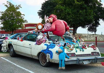 5 Unbelievably Weird Car Modifications | My Favorite websites | Scoop.it