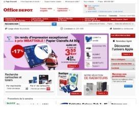 Code promo et avantages offert par Office Depot. c-coupons le site qui vous fait économiser | bon remise | Scoop.it