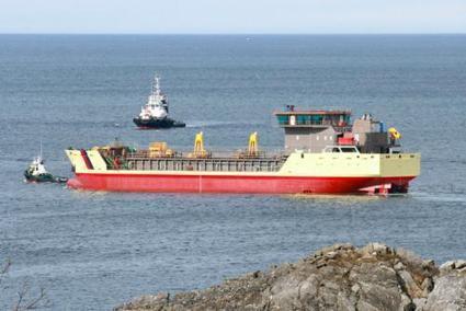 La drague Anita Conti bientôt achevée | Mer et Marine | Bienvenue dans l'estuaire de la Gironde | Scoop.it