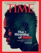 L'importanza di chiamarsi  SuperMario  Balotelli  sulla copertina di Time | JIMIPARADISE! | Scoop.it