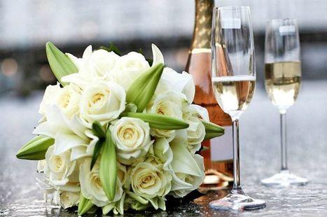 Quels vins choisir pour le vin d'honneur de votre mariage ? | Le Mag Les Grappes | Images et infos du monde viticole | Scoop.it