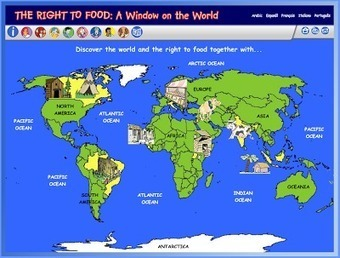 Free Technology for Teachers: The Right to Food - An Interactive Story About Hunger | Vertical Farm - Food Factory | Scoop.it