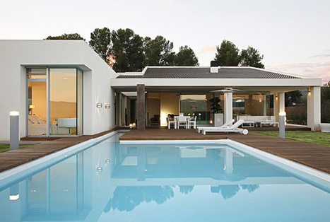 Ágora House by VIC Projects | Awesome Architecture | Scoop.it