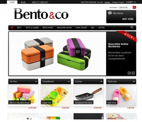 Témoignage de E-Commerçant – Thomas de la boutique Bento&co | WebZine E-Commerce &  E-Marketing - Alexandre Kuhn | Scoop.it