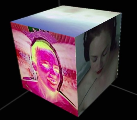 Play With Google's Psychedelic New Interactive Music Video Cube | TechCrunch | Culture, Bodies & Technology | Scoop.it