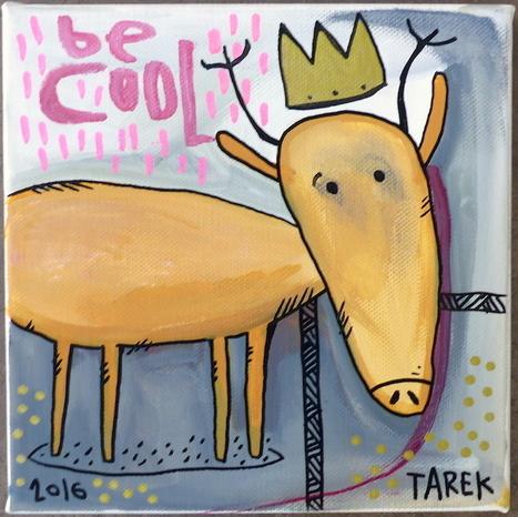 Peintures de Tarek | The art of Tarek | Scoop.it