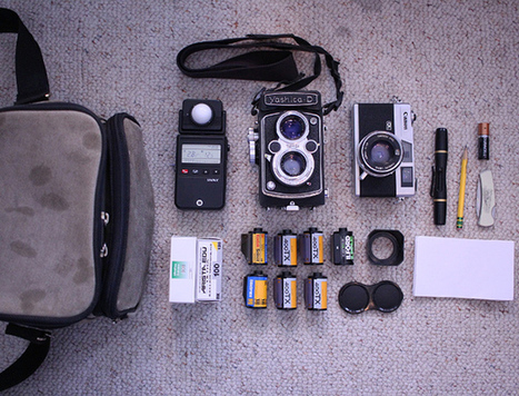 In your bag No: 1160 - Preston - Japan Camera Hunter | L'actualité de l'argentique | Scoop.it
