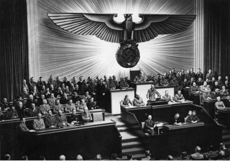 7 Bizarre World War Two Mysteries Involving Nazi Germany - Urban Ghosts | World at War | Scoop.it