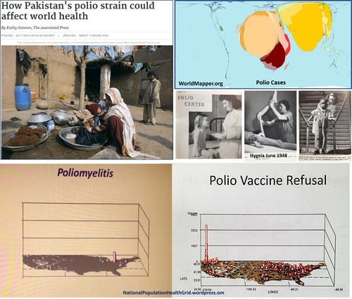 How Pakistan's polio strain could affect world health ...