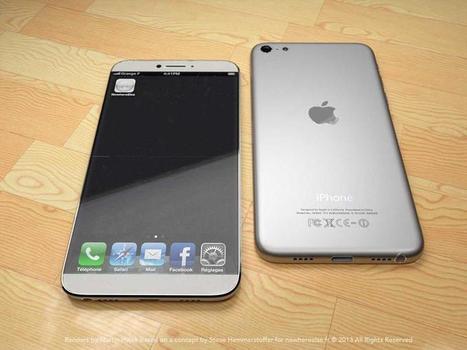 Le retour des rumeurs d'iPhone 4,7 et 5,7 pouces - Mac in Poche | L'univers de la Pomme | Scoop.it