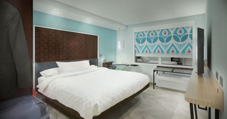 Hilton announces new affordable hotel brand, Tru | CLOVER ENTERPRISES ''THE ENTERTAINMENT OF CHOICE'' | Scoop.it
