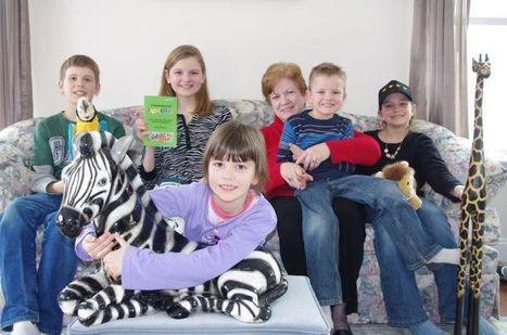 Bridgton author, kids write book together - KeepMEcurrent.com   Teaching Child-Centered Writing   Scoop.it