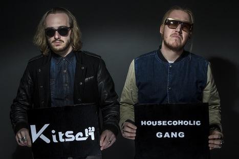 mix.dj - HOUSECOHOLIC RADIO SHOW #011 by KITSCH 2.0 in Electro House Party   HOUSECOHOLIC by KitSch 2.0   Scoop.it