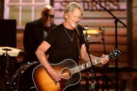 Kris Kristofferson Songs Honored During All-Star Concert | A New Paradigm of Development | Scoop.it