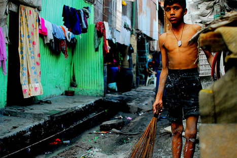 "Rethinking Development Finance for City ""Slums"" 