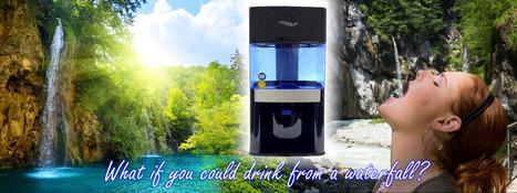 Velara Velaqua Water Machine | laminine | Scoop.it