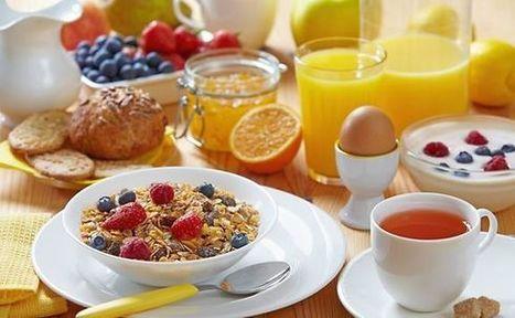 Nutrition: Prendre un petit déjeuner rend plus actif | ça m'intéresse! | Scoop.it