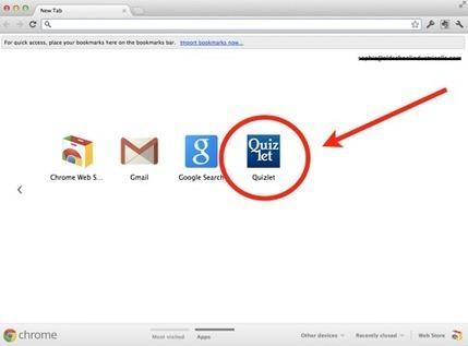 Quizlet and Chromebooks | Blog | Quizlet | Chromebooks at School | Scoop.it