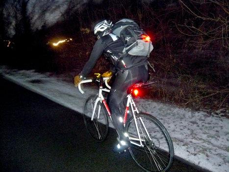 64 km à vélo pour aller travailler quelle que soit la météo... | RoBot cyclotourisme | Scoop.it