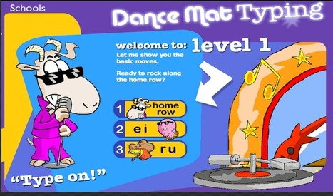12 Great Free Keyboarding Games to Teach Kids Typing | Technology in Education | Scoop.it