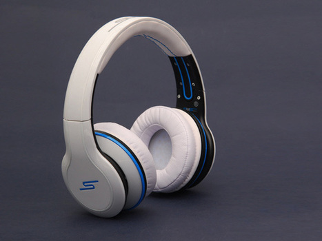 Eye-catching SMS Sync by 50 Cent Wireless Over-Ear Headphones White | Beats By Dre Bluetooth For Sale | Scoop.it