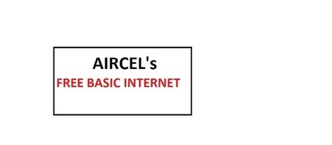 Aircel Free Basic Internet: Know Complete Information| News, Technology, Products Info, Events and More | Technology and Entertainment News | Scoop.it