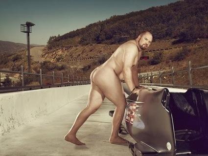 Sportivi nudi: Steve Holcomb - JHP+   QUEERWORLD!   Scoop.it