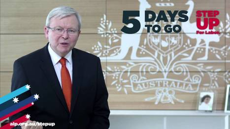 Step Up for Labor: Five days to go. | Government Relations | Scoop.it