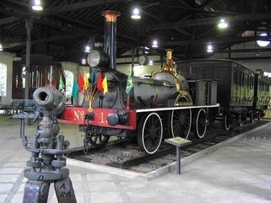 Após seis anos fechado, Museu do Trem é reaberto para visitação | Turismo e Educação | Scoop.it