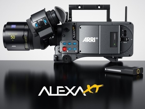 DSLR News Shooter | Arri Alexa XT refresh adds in camera RAW recording and in camera ND filter module | Video & Photography Production  Equipment Reviews | Scoop.it