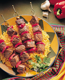 Spicy Portuguese Beef Steak Kabobs | Health | Scoop.it
