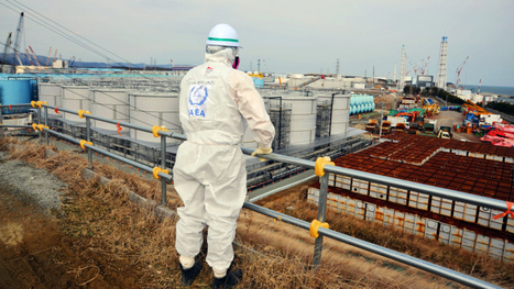 Japon: petit séisme au large de Fukushima | Sale temps pour la planète | Scoop.it