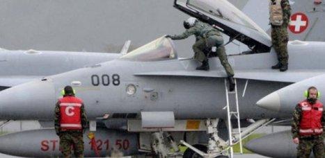 Suisse: F/A-18 de l'armée suisse contrôlés par la NSA - 20 Minutes | Suisse | Scoop.it