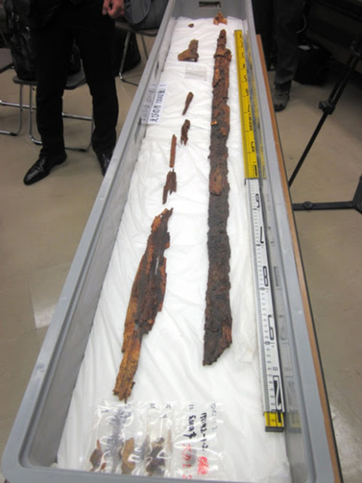 6th-century tomb reveals longest sword from ancient Japan | Archaelogynewsnetwork | Kiosque du monde : Asie | Scoop.it