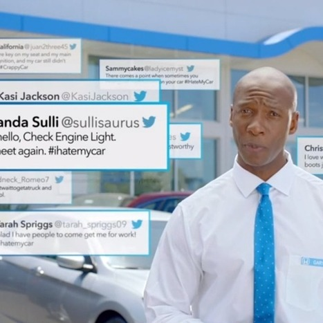 Honda Responds to Customer Tweets With Real-Time Vine Videos | SEO | Scoop.it