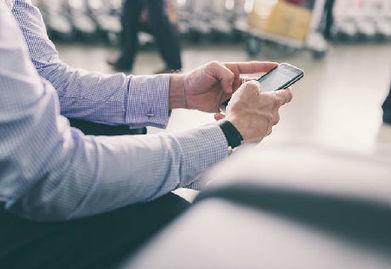 Des applications qui surfent sur l'optimisation du temps d'attente en aéroport | Veille tourisme | Scoop.it
