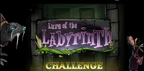 """We Need More Games Like """"Lure of TheLabyrinth"""" 