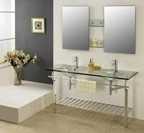 Get Perfect Accessories for Bathroom with Bathroom Accessories Ideas | Home Design | Scoop.it