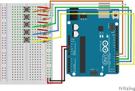Remote Control Your Mac With Node.js and Arduino   Arduino, Netduino, Rasperry Pi!   Scoop.it