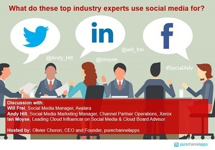 What Do These Top Industry Experts Use Social Media For? | Social Media Marketing | Scoop.it