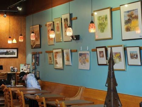 Marian Henjum fans seek home for watercolor collection | Art and Events Sioux Falls | Scoop.it