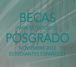 XIII Programa de becas para estudios de posgrado | Fundación Rafael Del Pino | University Master and Postgraduate studies and positions | Scoop.it