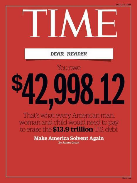 Time Magazine and the Big Lie in economics | The Money Chronicle | Scoop.it