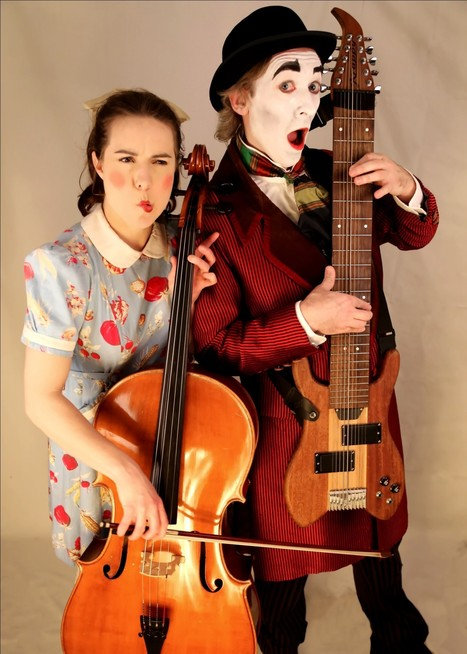 Cuddly 'Monster Songs' from married musicians at Fringe - Washington Post | Online Digital Radio Stations | Scoop.it