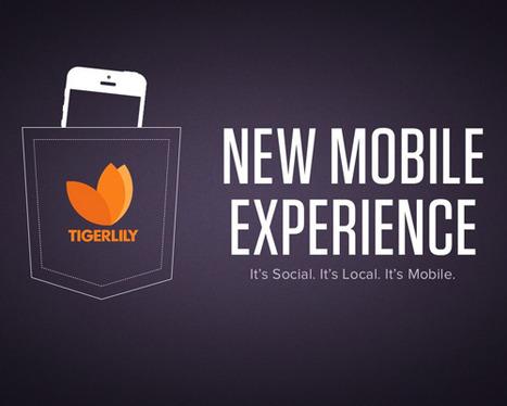Une nouvelle expérience mobile intégrant la géolocalisation, Facebook et Passbook | Geoloc | Scoop.it