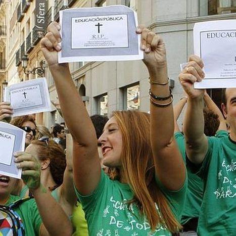 Los diez dardos de los docentes contra la LOMCE: ni necesaria, ni inclusiva y a sus espaldas | La Mejor Educación Pública | Scoop.it